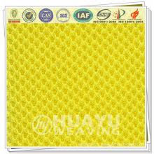 YT-1687, tissu en maille sandwich en polyester pour sacs de sport