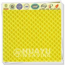 YT-1687, полиэфирная сетчатая сетчатая ткань для спортивных пакетов