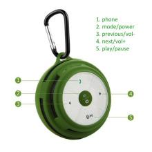 Outdoor Bluetooth Lautsprecher mit Super Bass Sound (BTS200)