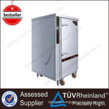 Hot Sale Kitchen Equipment 1 Door 12-Tray Electric Steamer Industrial Food Steamer