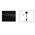 Outstanding Free sample 55W ethiopia solar panel mini