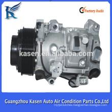 New R134a denso ac compressor 10pa15c for Toyota Highlander 3.5