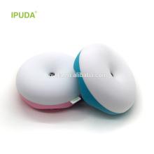 2017 bébé gadgets IPUDA champignon veilleuse avec intégré 2600 mAh batterie rechargeable zéro toucher contrôle dimmable magique