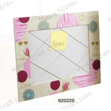Wooden Memo Board with Silk-Screen