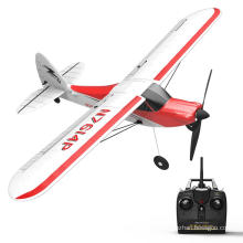 Amazon hot sell Volantex Sport Cub 500 RTF EPP foam flying toy radio control rc airplane with Gyro for kids and adults