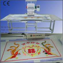 High speed flat embroidery machine for cap t-shirt and flat embroidery
