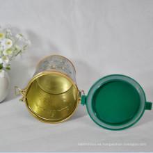 Hotsale Alimentos Redondo Tea Tin Box