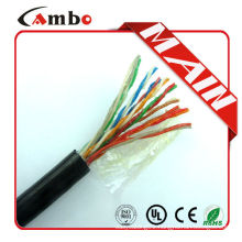 Factory Price Underground Multi Pair 10p cat3 lan cable with Gel Filled