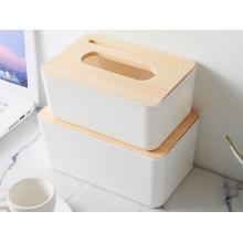 Toilettenpapierservietten aus europäischer Holzkiste aus Kunststoff