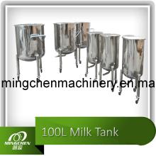 Réservoir de lait (température normale)