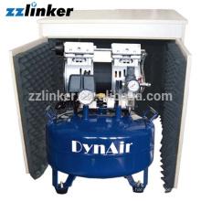 ZZLINKER Compresseur d'air Compresor sans huile à haute qualité dentaire