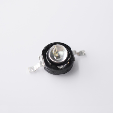 High Power 940nm Infraröd LED 3W svart fodral