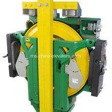 KONE Lif NMX11 Gearless Traction Machine