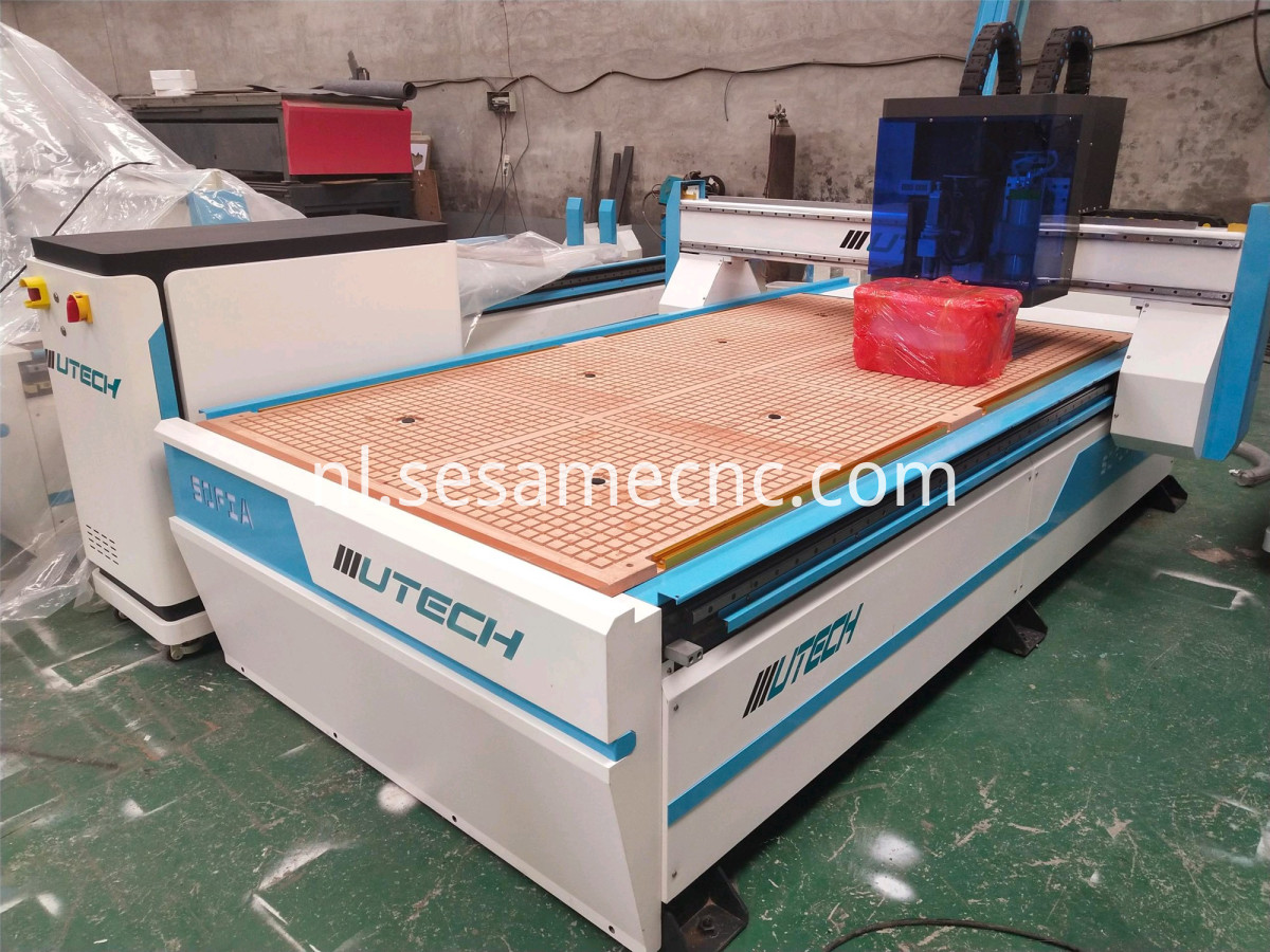 oscillating knife cnc cutting machine