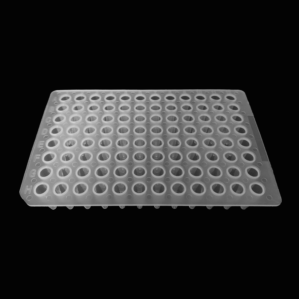 0.2ml 96-Well PCR plate Without Skirt