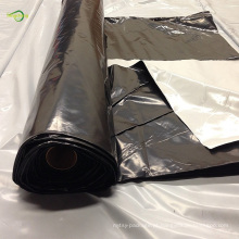 Rolos de filme mulch de fita de 25 mícrons