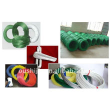 clear pvc coated wire (factory&exporter)