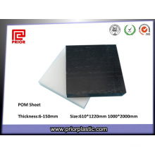 Natural 100% Virgin Material Thermoplastic POM Pallet
