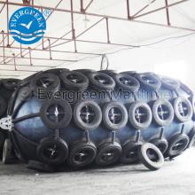 Sapatilhas de borracha pneumáticas de flutuação de YOKOHAMA
