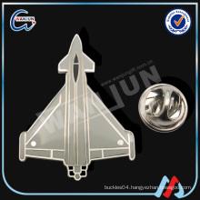 airplane lapel pin badge