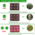 650W Epistar LED Grow Lights para cultivo de plantas