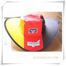 Chapeau de cowboy pliable pour la promotion (OS35002)