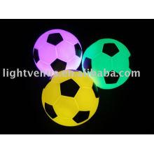 luz quente da noite do futebol vital da venda