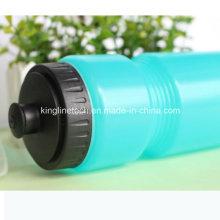 Bouteille d'eau sport sport plastique de 650 ml (KL-6712
