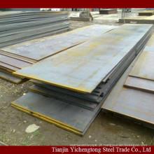 Preço de custo!!! GB / T 24186-009 resistente ao desgaste placa de aço laminada a alta temperatura NM450 / folha