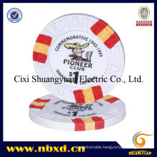 9.5g 3-Tone Clay Poker Chips