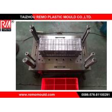 Molde feito-à-medida da caixa de bateria da injeção plástica