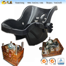 PP plastic baby car seat part injection moulding