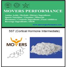 High Quality 5st Cortical Hormone Intermediate para o suplemento Bodybuilding