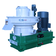 90KW Ring Die Biomass Pellet Machine