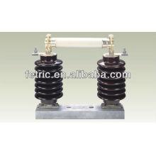 Indoor/outdoor high voltage busbar isolator