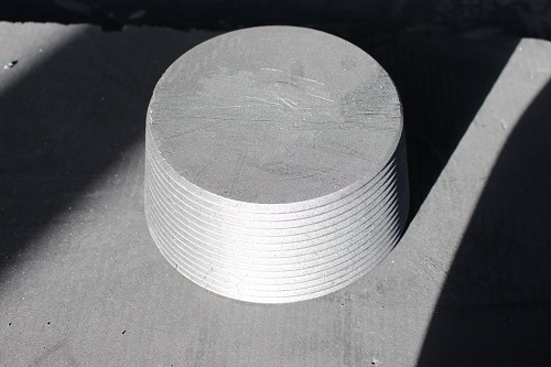 The high purity graphite