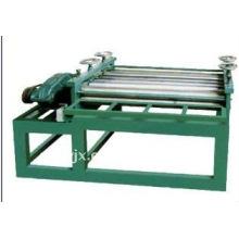 Máquina de nivelamento de chapa metálica QJ com energia elétrica