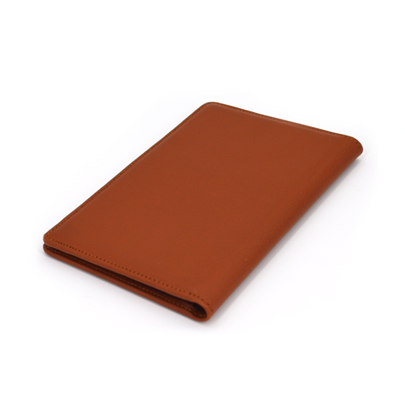 Wholesale Factory Price Pu Leather Passport Card Holder