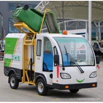 Nouveau design camion à ordures électrique