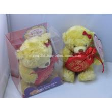 Love Bear Plush Toy, Plush Toy, Stuffed Toy