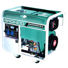 Portable Diesel Generator (BN5800DCE/C)