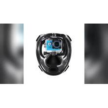 Máscara subacuática de buceo easybreath antivaho de alta calidad