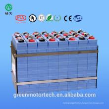 Гарантия качества, действие 96v 180Ah батареи лития, блоки батарей lifepo4 72в 100ач аккумуляторов