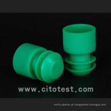 Tampas plásticas do tubo de ensaio & tampas (4070-1016-08)