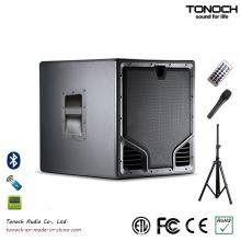 Gute Qualität 15 Zoll Subwoofer PA System Lautsprecherbox