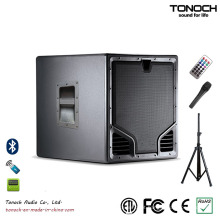Hot Sale 18 Inches Classe-D Subwoofer PA Sound Box Sistema