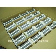 fil d'acier inoxydable