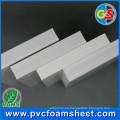 Hoja gruesa de PVC para gabinete