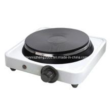 1500 watts Portable Hot monodisque, brûleur simple Portable