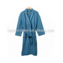 Персонализированные облегченной микрофибры дети банный халат